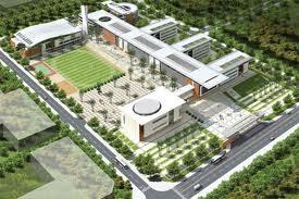 Công trình: Trường Amstecdam - Đường Hoàng Minh Giám, Hà nội