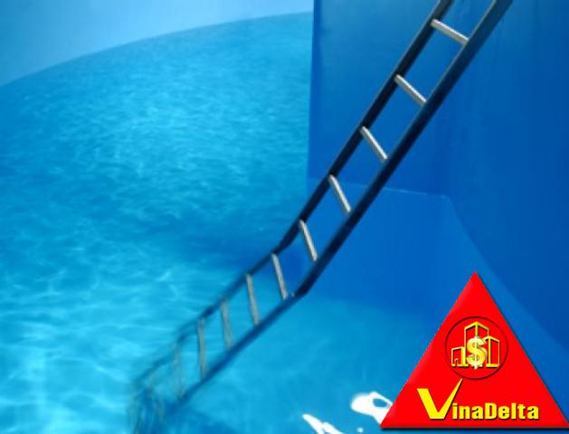 Chống thấm cho bể  nước với Sikatop  Seal 107